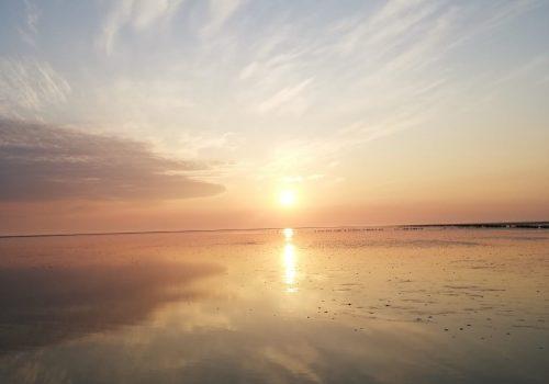 foto opkomende zon
